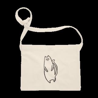 やくちャんSHOP オリジナルグッズ本店のにらみ猫ちゃん(1) Sacoches