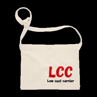 アメリカンベースのエアライン LCC  Low cost carrier Sacoches
