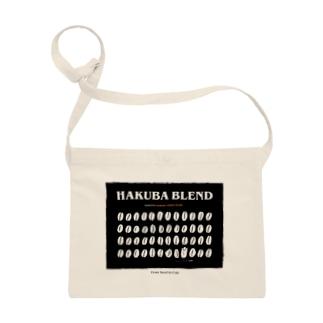 Hakuba Blend オリジナルロゴバック Sacoches