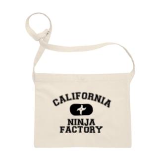 California Ninja Factory Sacoches