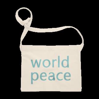 アメリカンベースの世界平和 Sacoches