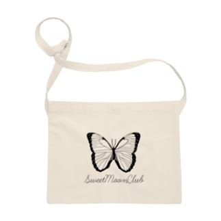 SMC butterfly logo Sacoche