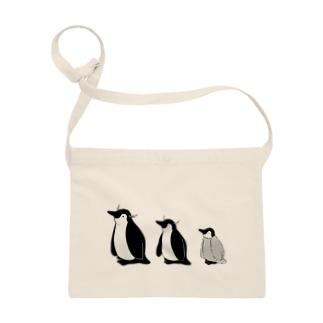 そんな感じのペンギン。 Sacoches