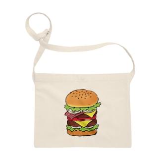 溝呂木一美のお店の食べたいハンバーガー Sacoches