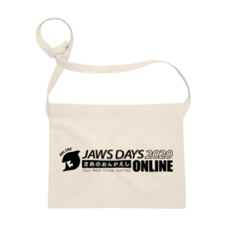 JAWS DAYS 2020 FOR ONLINE Sacoches
