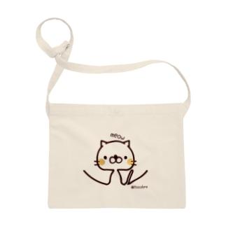 meow meow にゃんこ Sacoches