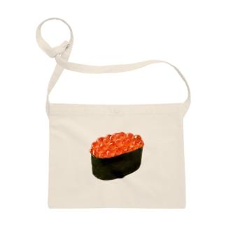 お寿司が食べたいアピールグッズ Sacoches