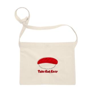 ガモさんのTake Eat Easy  Sacoches