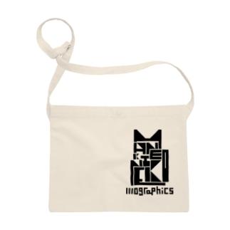 MANEKINEKO / 招き猫 Sacoches