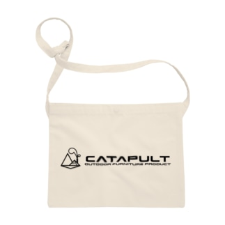 CATAPULT FACTORY サコッシュ