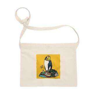 キガシラペンギン Sacoches