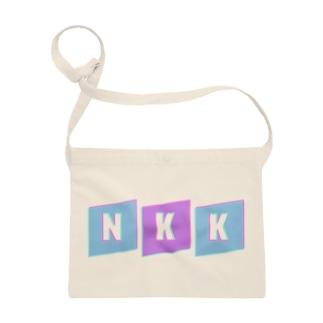日本公園飲み協会(NKK)の[夏仕様] NKK (日本公園飲み協会) 公式グッズ Sacoches