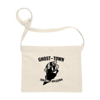 Bunny Robber GRPCのGHOST TOWN_BLK Sacoches