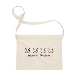 niconico U-chanのniconico U-chan /ニコニコうーちゃん Sacoches