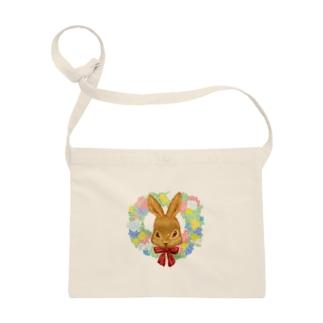 Flower Rabbit Sacoches
