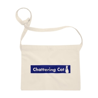 chattering cat Sacoches