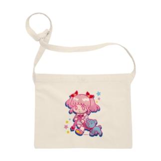 ONNANOKO【Pink】 Sacoches