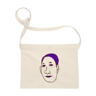 紫髪男(7・3分け) Sacoches