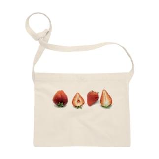 いちご、bagシリーズ Sacoches