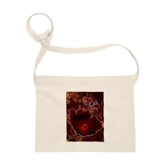 芙蓉 DATA_P_154 Confederate Rose ハスの花の古名 サコッシュ