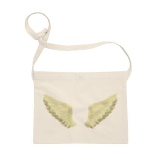 せきね まりのの天使の羽 Sacoches