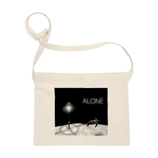 ANOTHER GLASSのALONE Sacoches