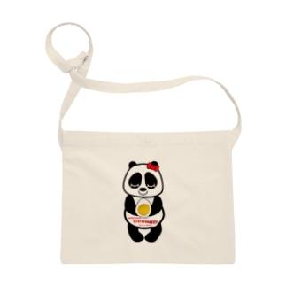 パンダちゃん サコッシュ