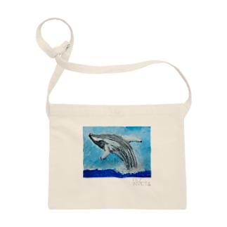 白鯨 サコッシュ Sacoches