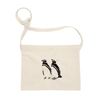 仲良しペンギン Sacoches