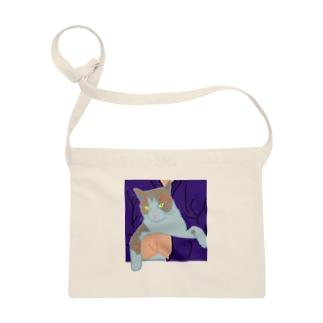 腕に抱かれる猫 Sacoches