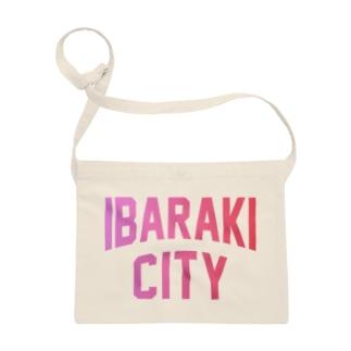 茨木市 IBARAKI CITY Sacoche