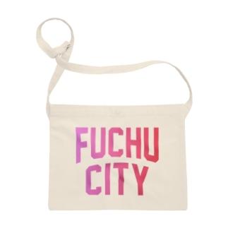 府中市 FUCHU CITY Sacoches