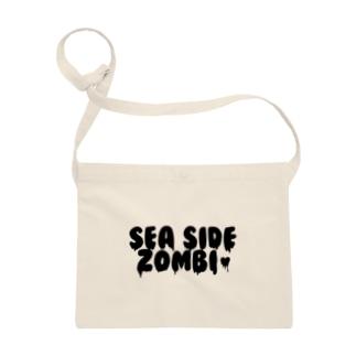 SEA SIDE ZOMBIE サコッシュ