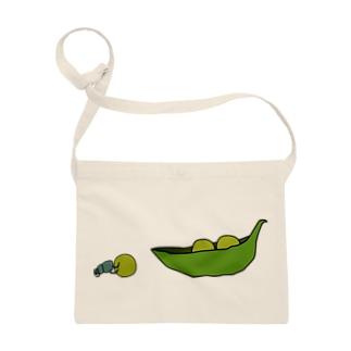 えんどう豆を運ぶフンコロガシ Sacoches