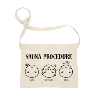 ひよこサウナ(SAUNA PROCEDURE) Sacoches