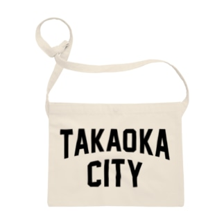 高岡市 TAKAOKA CITY Sacoches