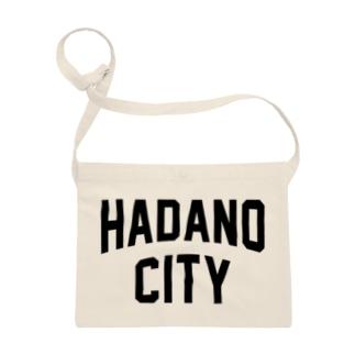 秦野市 HADANO CITY Sacoches