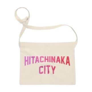 JIMOTO Wear Local Japanのひたちなか市 HITACHINAKA CITY Sacoches