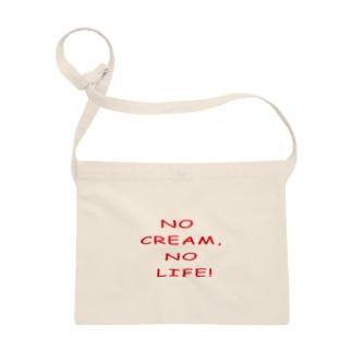 NO CREAM,NO LIFE! Sacoches
