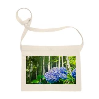 明月院の紫陽花 Sacoches