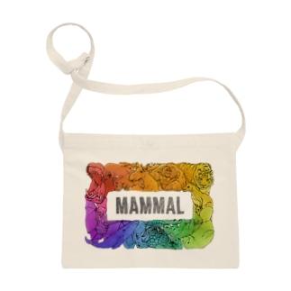 MAMMAL カラー Sacoches
