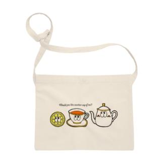 紅茶/モンスター Sacoches