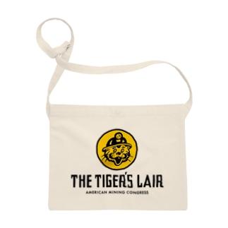 THE TIGER'S LAIR Sacoche