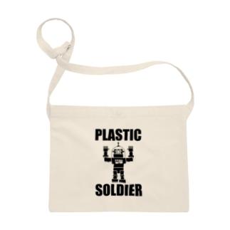 PLASTIC SOLDIER サコッシュ