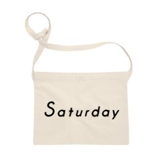 Saturday サコッシュ