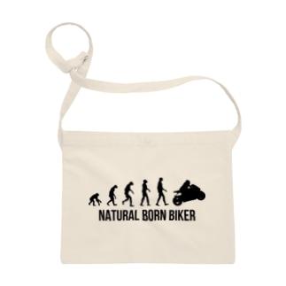 NATURAL BORN BIKER Sacoches