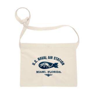 US NAVAL AIR STATION MIAMI Sacoches