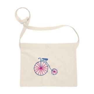 レトロ 自転車 Sacoches