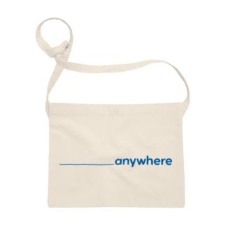 ____anywhere Sacoche