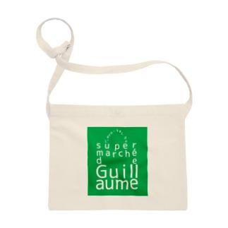 L'éco-sac de supermarché de Guillaume.(ギョームスーパーのエコバッグ) Sacoches